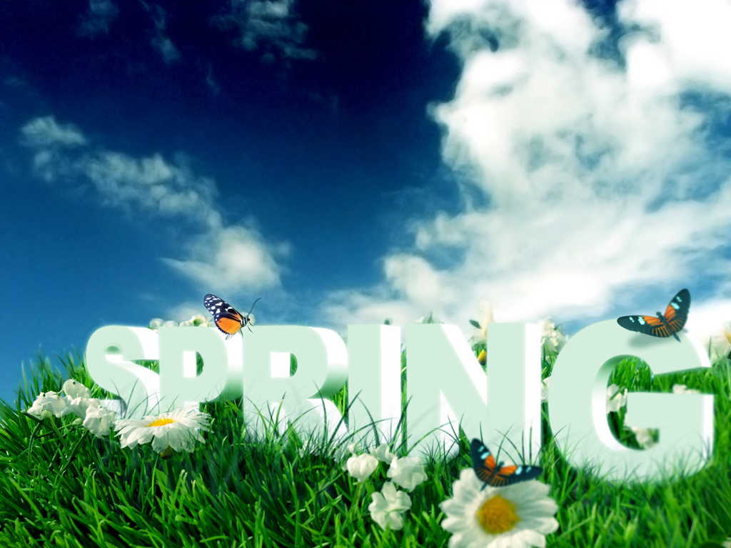 spring is a season of change