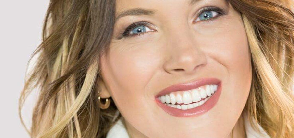 Women Smiling with Beautiful Teeth